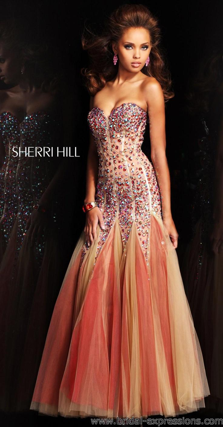 Peach Prom Dresses UK
