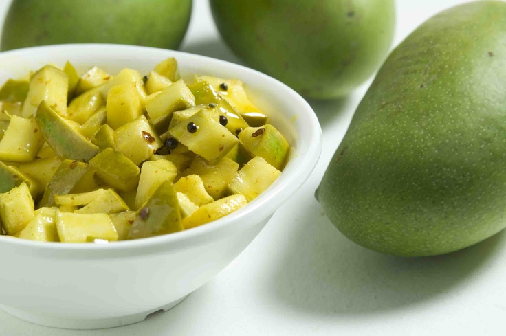 Mango Pickle | Food photography