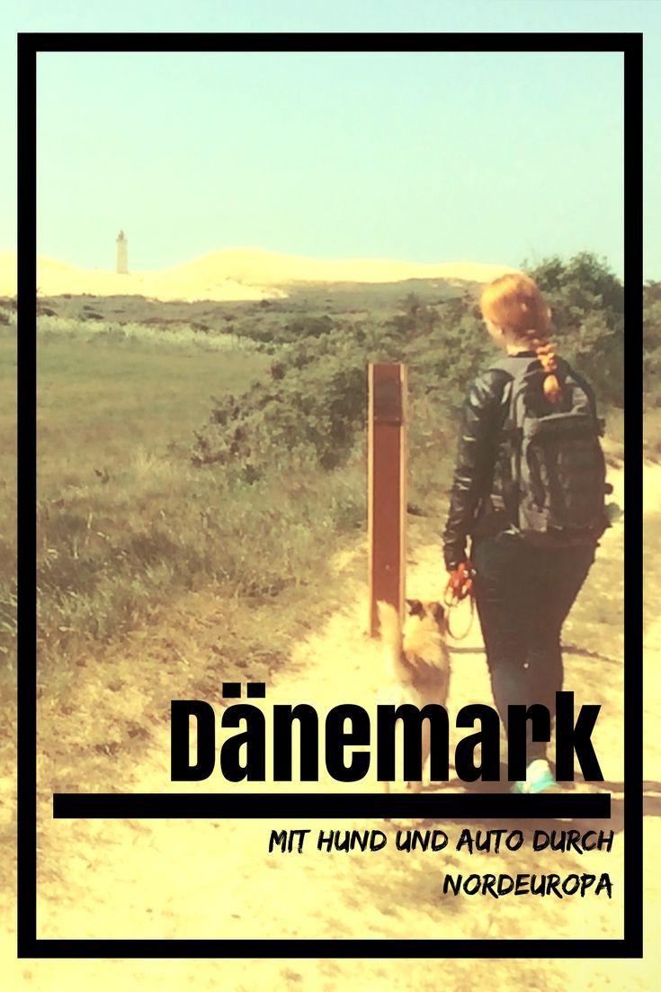 Dänemark: Mit Hund und Auto quer durch Nordeuropa. Unsere Reise startet im kleinen #Dänemark. Eine Geschichte in drei Akten über #Wikinger, versunkene #Leuchttürme in #Lokken und #Kopenhagen!