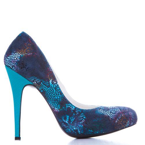 #CONDUR by alexandru #Shoes #2015 #Spring #Summer @1031 Presaj Turquoise