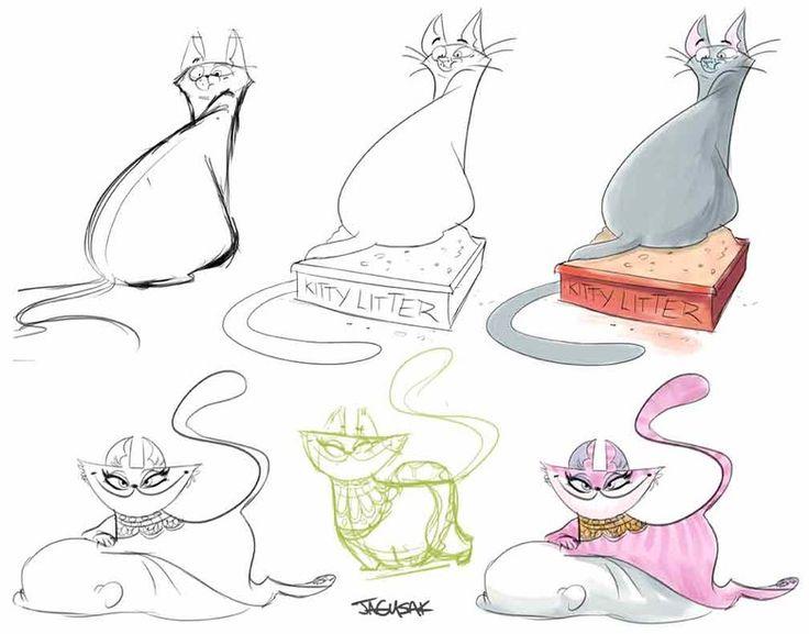 Good Character Design Portfolios : Best mr cat images on pinterest kitty cats art