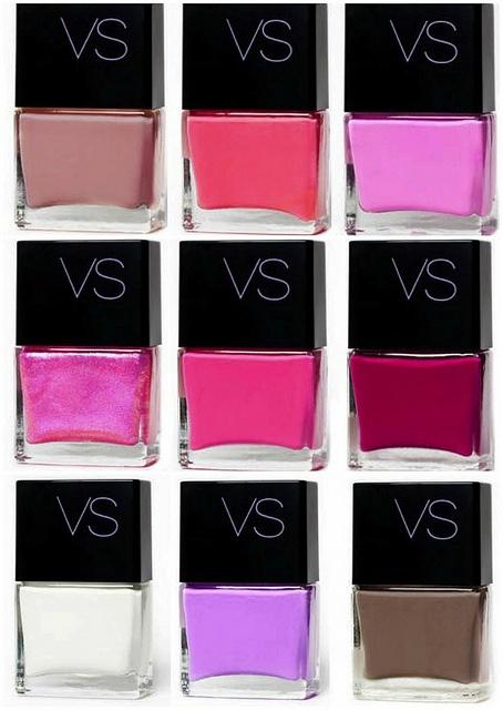 Victoria's Secret Nail Polishes