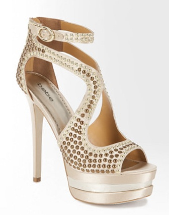 want this!: Candice Studs, Hot Shoes, Bebe Candice, Make Money, The Call, Shops, Studs Platform, High Heels, Platform Sandals