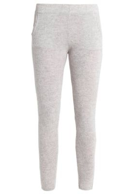 MALIN  - Tygbyxor - light grey melange
