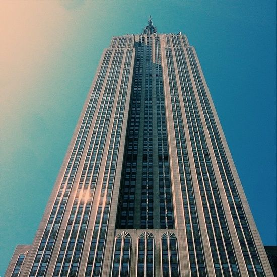 232 best looking up images on pinterest empire state - What offices are in the empire state building ...