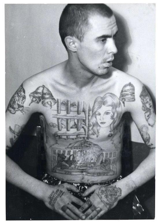 russian prison tattoos - Google Search
