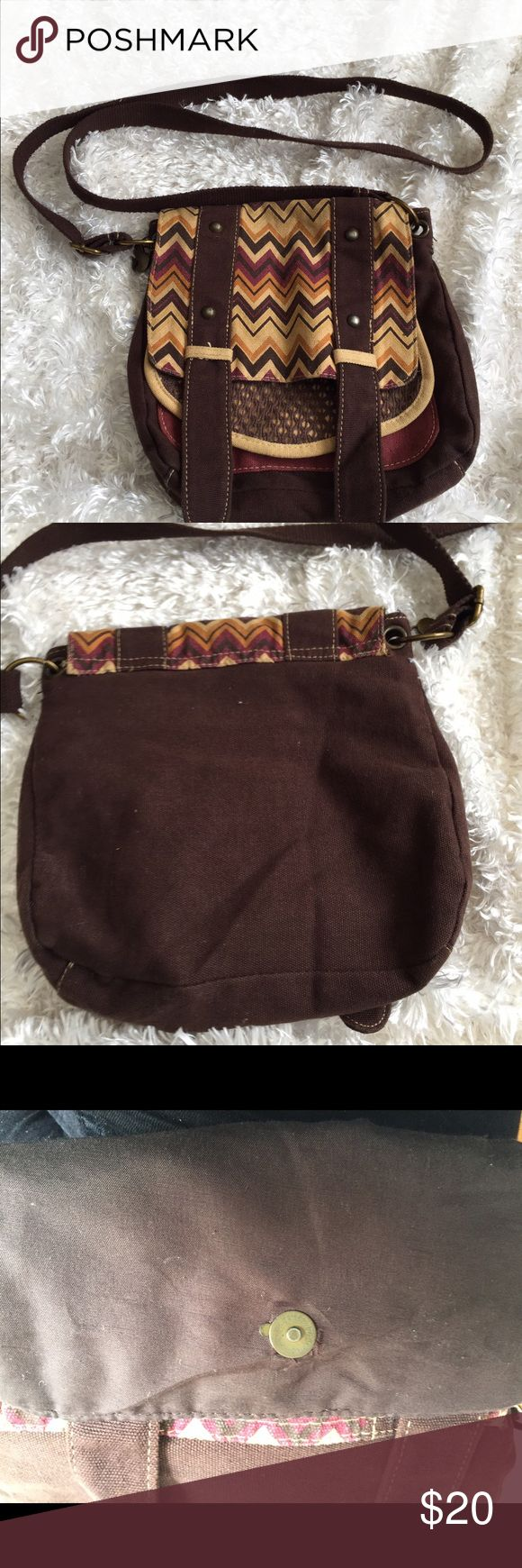 Handbags Like is  is a litter hole in the bottom American Eagle Outfitters Bags Crossbody Bags