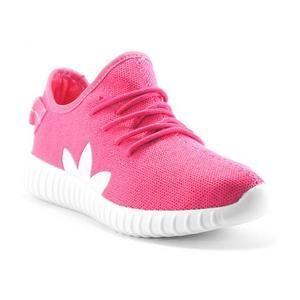 Adidas Yeezy Casual Women [16052W-PKPT] (adidas running, adidas women, sepatu wanita, sepatu sport wanita)