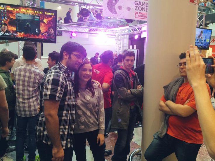 Fraws incontra i fan alla Game Zone de I Gigli!