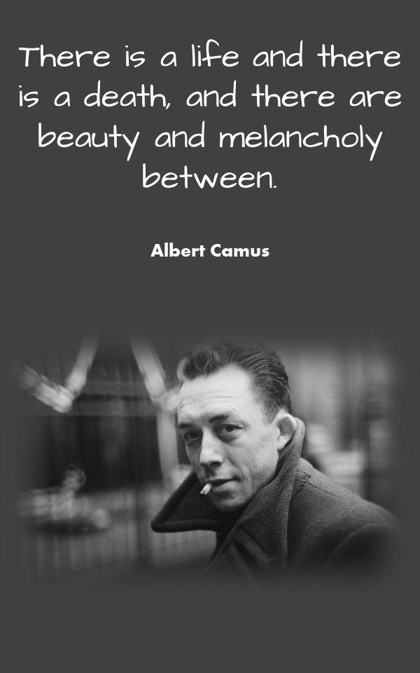 Albert Camus Camus Quotes Existentialism Quotes Philosophical Quotes