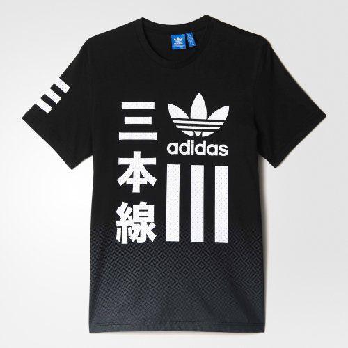 オリジナルス Tシャツ [B/W TEE] ウェア アパレル Tシャツ ポロシャツ [AZ1068]|アディダス オンラインショップ -adidas 公式サイト-