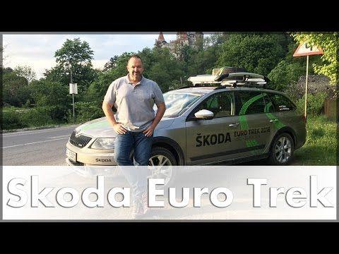 2016 führt die Route des Skoda Euro Trek quer durch Rumänien. Mit dem Octavia Combi Scout 4x4 geht es von Sibiu in Transsilvanien vorbei an Schloss Bran dem Wohnort von Graf Dracula bis zum Delta der Donau und schlussendlich ans Schwarze Meer. Auf mehr oder weniger guten Straße und oft auch abseits befestigter Pisten muss der Octavia Scout mit seinem Allradantrieb beweisen was er kann. Quelle: http://ift.tt/1ISU4Q3   Gerne kannst Du unsere Videos kostenlos auf Deine Seite/Channel hochladen…