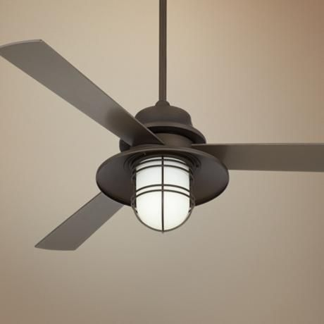 52 casa solera industrial bronze outdoor ceiling fan Industrial style ceiling fans