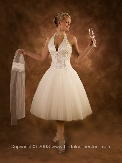 Biker Bride dresses.  Short, so you can ride in your dress, and 2 piece so you can swap the bottom for jeans and be ready to go!!