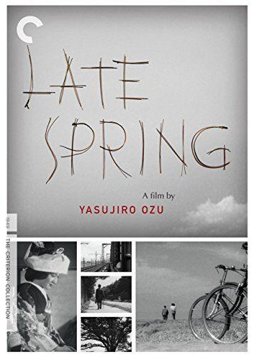 Directed by Yasujirô Ozu.  With Chishû Ryû, Setsuko Hara, Yumeji Tsukioka…