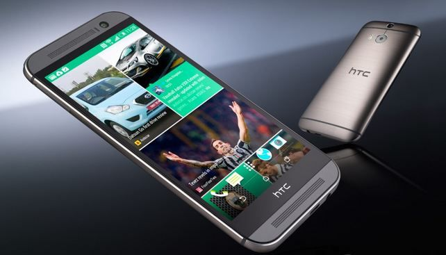 Some good features of HTC One M8