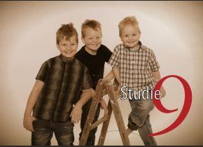 Børn, unge og søskende - Foto-Galleri - Studie 9