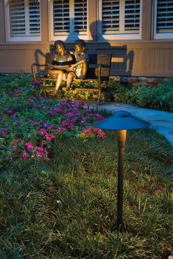Find this pin and more on kichler landscape lighting by powellstonegrav