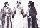 Origins of Greek and Turkish Names Figure 2 The Pontic bride (Hionides 1996, p. 297)