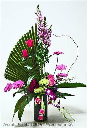 Flower Arrangement Ideas | ... County Florist Since 1984 : Battle of the Flower Designers Competition