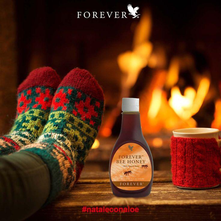 Il nostro miele è l'ideale per caldi momenti di dolcezza.