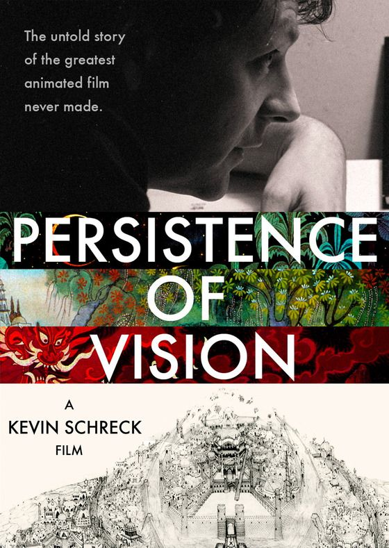 Persistence of Vision - Kevin Schreck - 2012