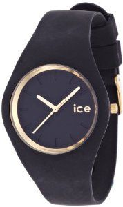 Amazon.com: Ice-Watch - Glam - Black - Unisex (43mm): Watches