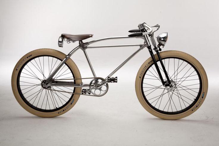 Custom 1935 Ward Hawthorne Duralium Bicycle. $1800,00, via Etsy.: Bicycle 35, Bike, Duralium Bicycle, 1935 Ward, Bikes, Hawthorne Duralium, Ward Hawthorne, Custom Bicycles