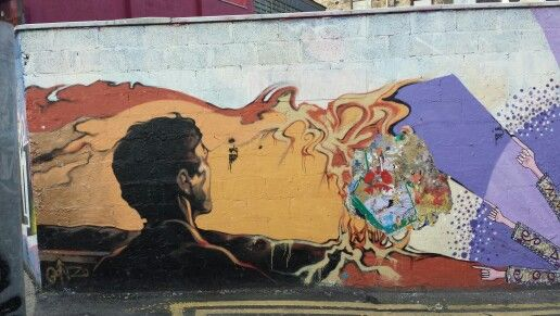Street art in Galway