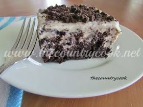 The Country Cook: Oreo Puddin' Poke Cake