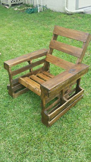 Pallet Adirondack Chair For In Orlando Fl