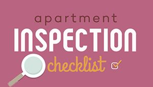 Apartment Inspection Checklist - ForRent.com Tips Blog