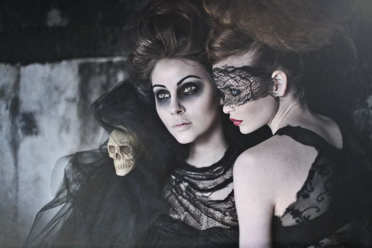 Nancy Wilde | gothiccharmschool: Elegantly haunting and...