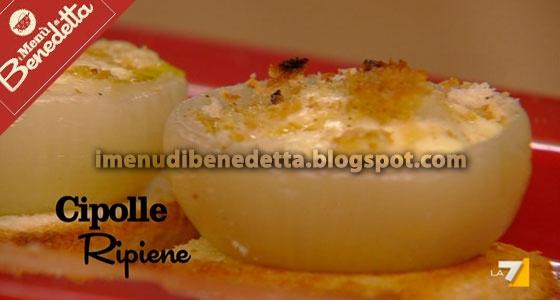 Cipolle Ripiene di Benedetta Parodi