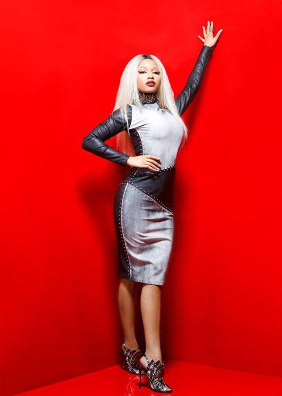 Nicki Minaj For Marie Claire Magazine | Tom & Lorenzo