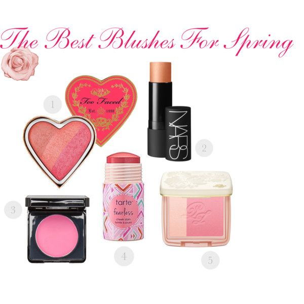 Weekly Beauty Advice: The Best Bronzers and Blushes For Spring