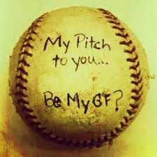 I WOULD SAY YES IN A HEARTBEAT! (As long as he is really a baseball player.)