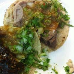 Tacos de lengua estilo jalisco @ allrecipes.com.mx