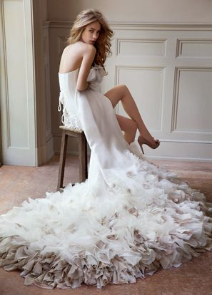 Hayley Paige Bridal Dresses Style 6262 by JLM Couture, Inc.