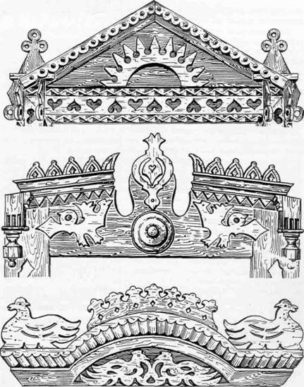 «Декоративно-прикладное искусство...». Внутренний мир русской избы
