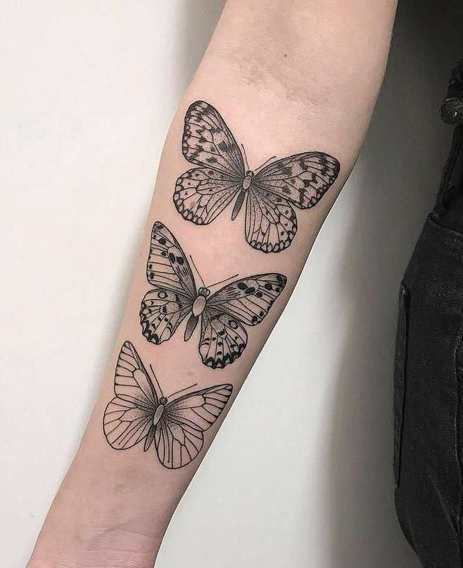 40 Simple Cute Tattoo Ideas Designs For You Butterfly Tattoo Designs Tattoos For Women Butterfly Tattoo