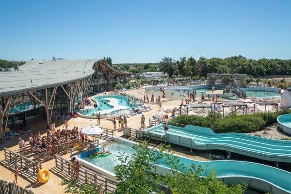 Top 10 Camping En Charente Maritime Avec Piscine Parc Aquatique