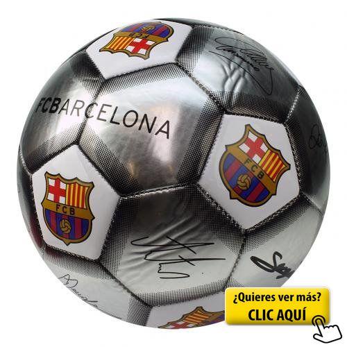 F.C. Barcelona Fútbol signature Plata (SV)... #futbol