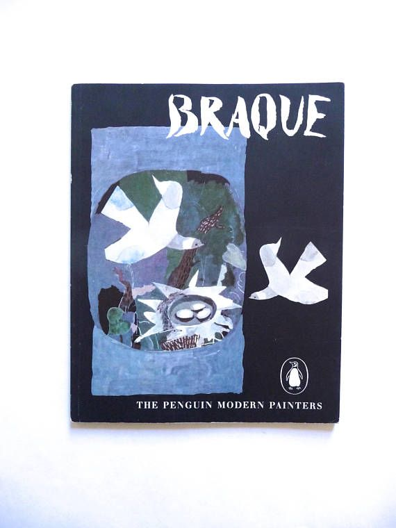 Braque  by John Richardson and Georges Braque The Penguin