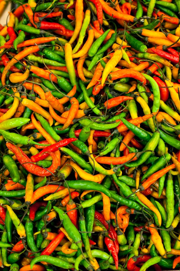 Trivia Tuesday! The second hottest pepper in the world is used in two of our hot sauces! Can you name the pepper?