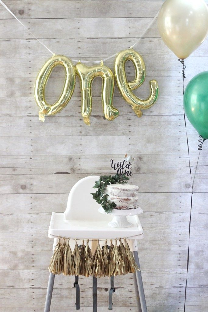 Wild One First Birthday {Budget friendly parties for kids} – Rain & Pine