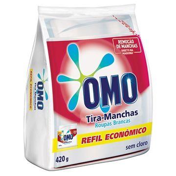 [EFACIL] Tira Manchas em Pó OMO - R$6,90