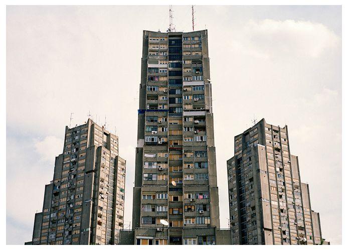 »My Belgrade« a project by Boris Kralj.