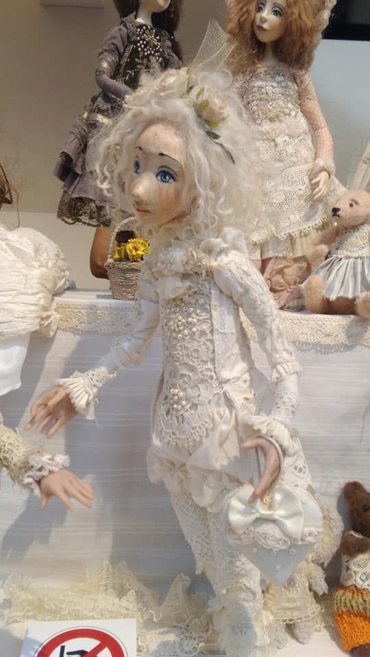 Monika Žilková art dolls