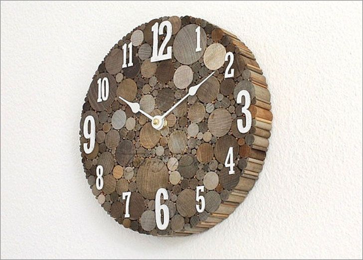 40 Funky And Unique Wall Clocks That Are The Coolest Ever Unique Wall Clocks Office Wall Clock Clock